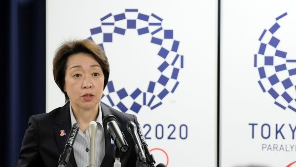 Seiko Hashimoto is the Japanese minister for the Olympics and Paralympics