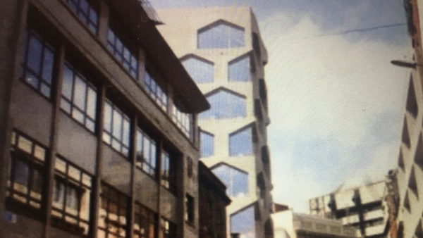 What new nine storey office block will look like in central Dublin