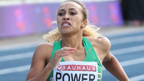Nadia Power is in brilliant form