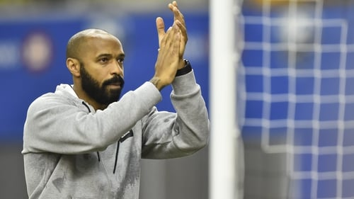 Thierry Henry has been linked to the Cherries post