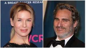 Renee Zellweger and Joaquin Phoenix will present awards at this year's Golden Globes