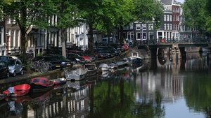 Amsterdam displaced London as Europe's biggest share trading centre in January