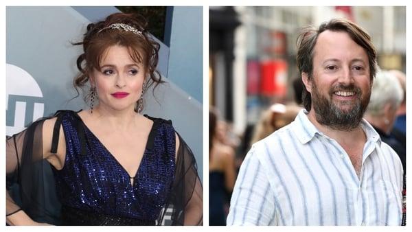 Helena Bonham Carter and David Mitchell have joined Greg Davies' new comedy