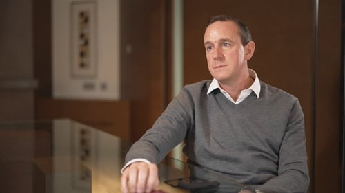 Businessman Richard O'Halloran from China