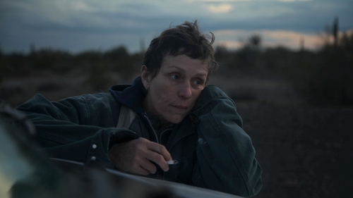 A hero for the ages - Frances McDormand as Fern