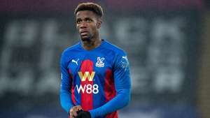 """Wilfried Zaha: """"Unless action is going to happen, don't speak to me about it."""""""