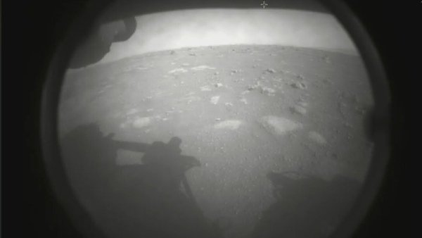NASA's Perseverance rover lands on surface of Mars