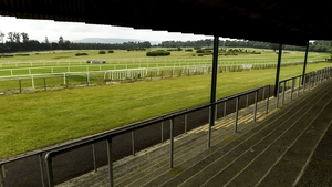 The home straight at Gowran Park Racecourse in Kilkenny