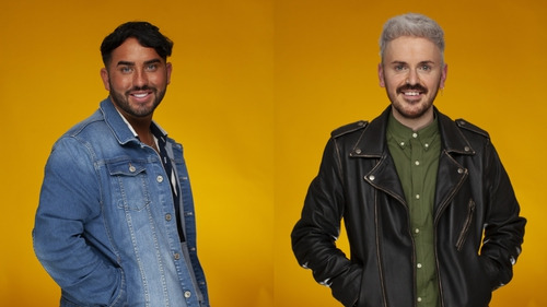 Watch First Date Ireland on Thursdays at 9.30pm on RTÉ 2.