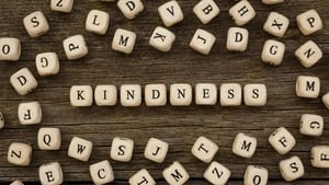 Simple ways you can brighten someone's day, by Katie Wright.