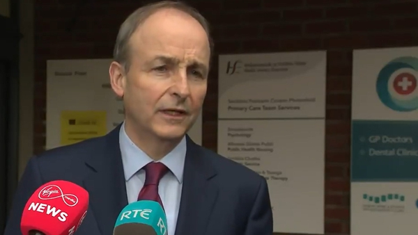 The open letter from several organisations calls on the Taoiseach to support a campaign for shared vaccine technology (File image)