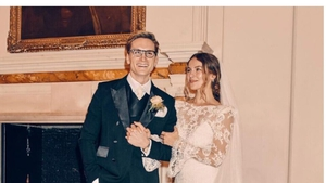 """Oliver Proudlock: """"We had 15 people and the build-up to that was pretty hilarious because we were meant to get married on the 17th which was the Thursday, and then Boris made the announcement on the Monday which meant we couldn't go ahead on the Thursday."""