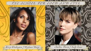 Kerry Washington and Charlize Theron have joined Paul Feig's new Netflix movie