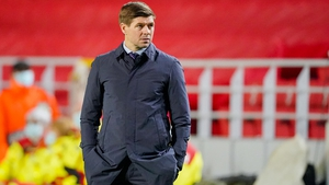 Victory over Dundee United on Sunday will mean Rangers need just three more wins to win the title
