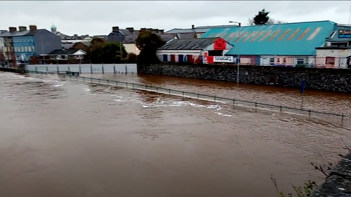 Tipperary County Council is monitoring water levels on the River Suir (Pic: Mella McCrann)