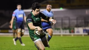 Alex Wootton scored two first half tries to set Connacht on the path to victory
