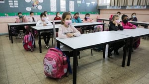 Israel has reopened schools, almost two months after they were closed due to the pandemic