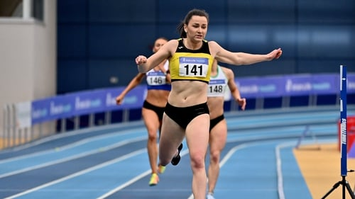 Phil Healy enters the European Championships in great form