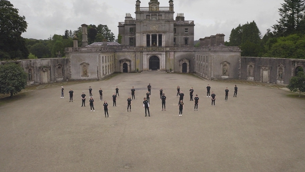 A video for the song was recorded at Curraghmore Estate in Portlaw in Co Waterford
