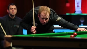 Jordan Brown held his nerve in the final. Photo: World Snooker Tour