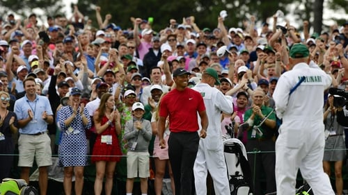 Tiger Woods memorably won the event in 2019