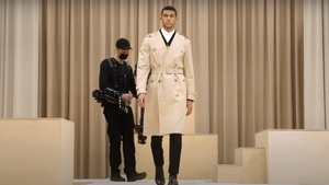 The British brand unveiled a menswear focused collection for the first time.
