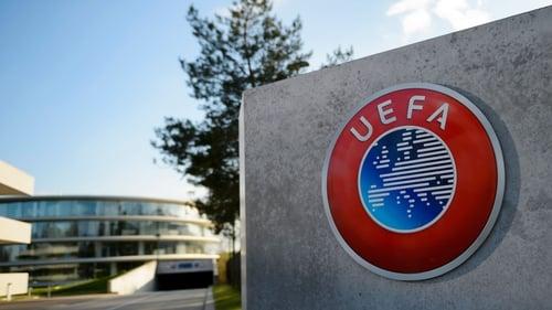UEFA headquarters in Nyon