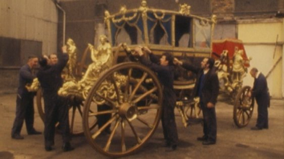 Lord Mayor of Dublin's coach (1976)