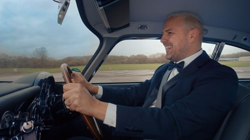 Paddy McGuinness or Bond?