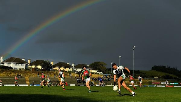Kilcummin and Killarney Legion in action during last season's Kerry club championship