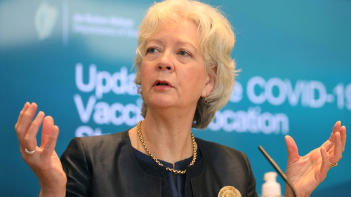 Everyone cannot be vaccinated at the same time, Professor Karina Butler of the NIAC said