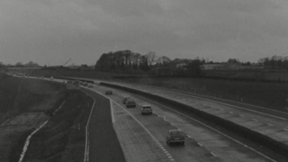 Section of the M1 Motorway, Northern Ireland (1966)