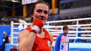 Kellie Harrington lost to Russian Nune Asatarian