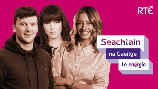 Orlaith Nic Ghearailt : Seachtain na Gaeilge.