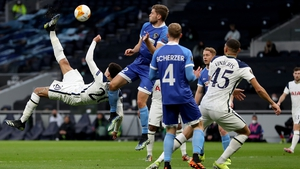 Dele Alli broke the deadlock with a spectacular overhead kick