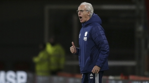 Cardiff were languishing in 15th place when McCarthy took over on 22 January