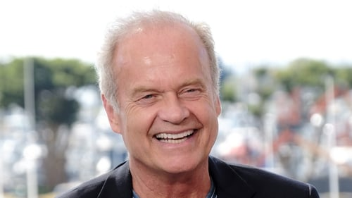 Kelsey Grammer - 'I gleefully anticipate sharing the next chapter'