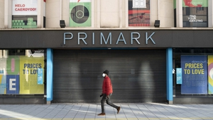 Primark, which does not trade online, saw its adjusted operating profit slump 90% to £43m
