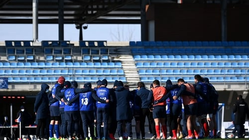 France will not play Scotland this weekend