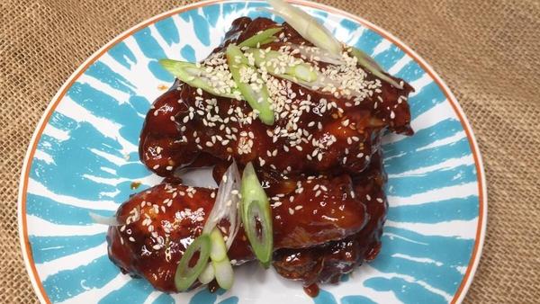 Wade Murphy's Korean fried chicken