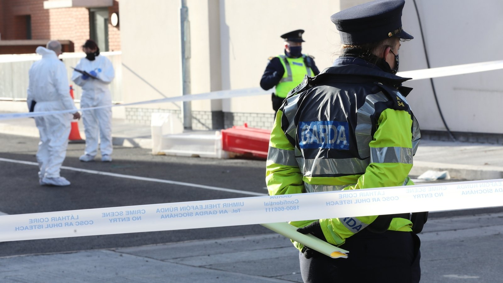 Two Men Charged Over Shooting Of Teenager In Dublin