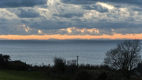 A view of Ireland from Pistyll on the Llyn Peninsula in Wales. Photo: Martin Crampin