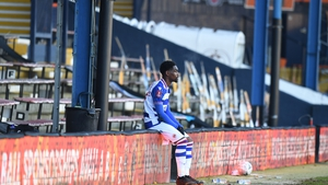 Nahum Melvin-Lambert was part of the Reading team in this year's FA Cup
