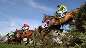 The Grand National will take place in April