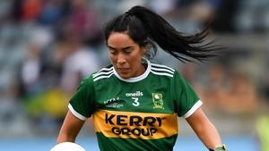 Aislinn Desmond looks ahead to her 12th season in the Kerry senior ranks