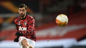 Bruno Fernandes looks set to miss Portugal's March internationals
