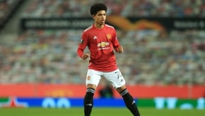 Shoretire became the youngest player to represent United in European competition