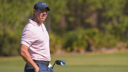McIlroy is aiming to secure the full set of WGC events