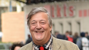 """Stephen Fry: """"There are days when I get up and I just can't bring myself to work or to make that phone call or wash that saucepan."""""""