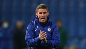 """Stephen Kenny has welcomed the appointment, hailing Barry as an """"innovative"""" and """"energetic"""" coach"""